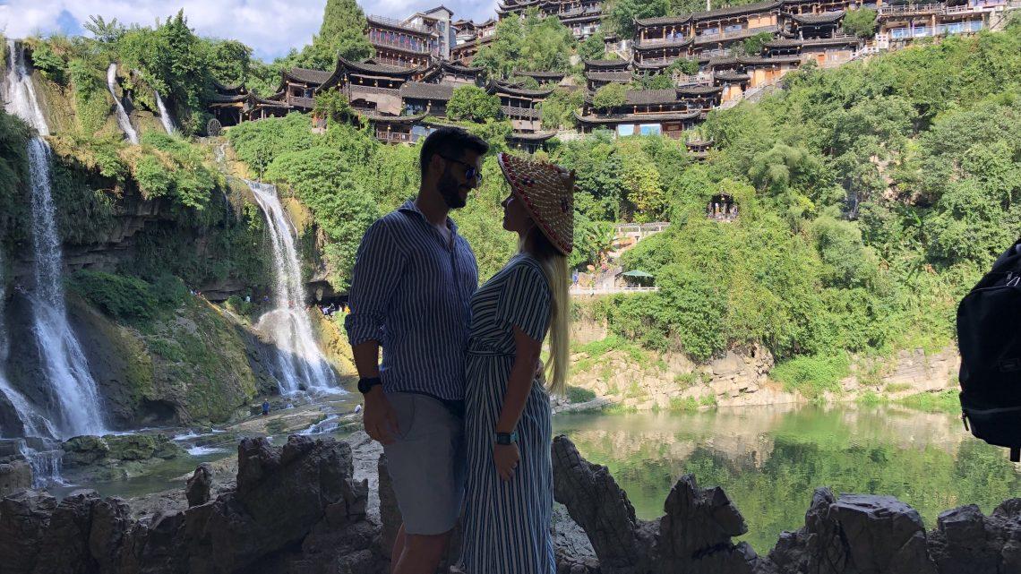 Furong Zhen: Una aldea entre cascadas en China
