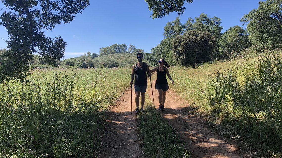 Senderismo desde Sevilla: Cerro del Hierro